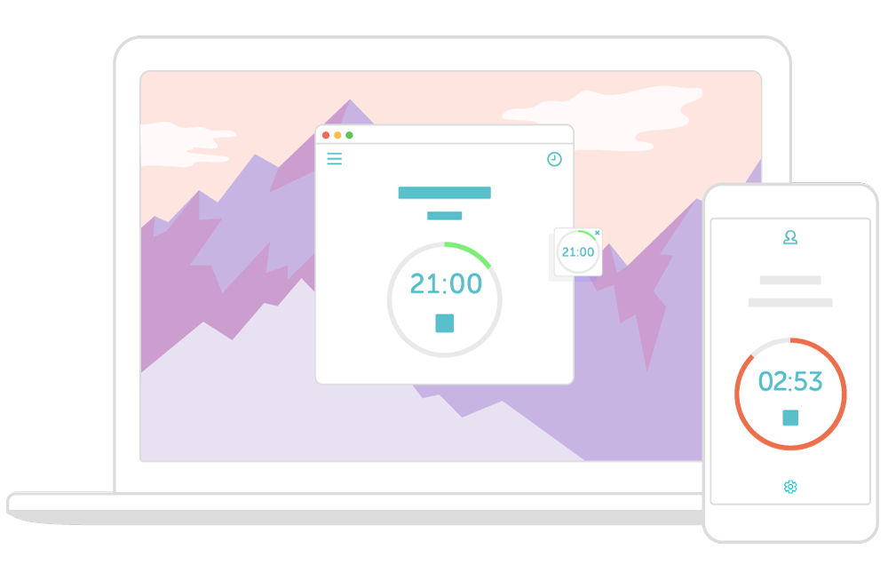 focus booster   pomodoro app and time tracker for online and web